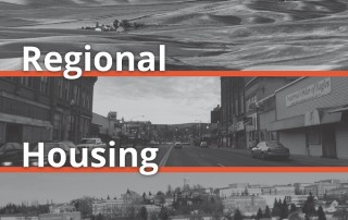 cover of Palouse Regional Housing Assessment report
